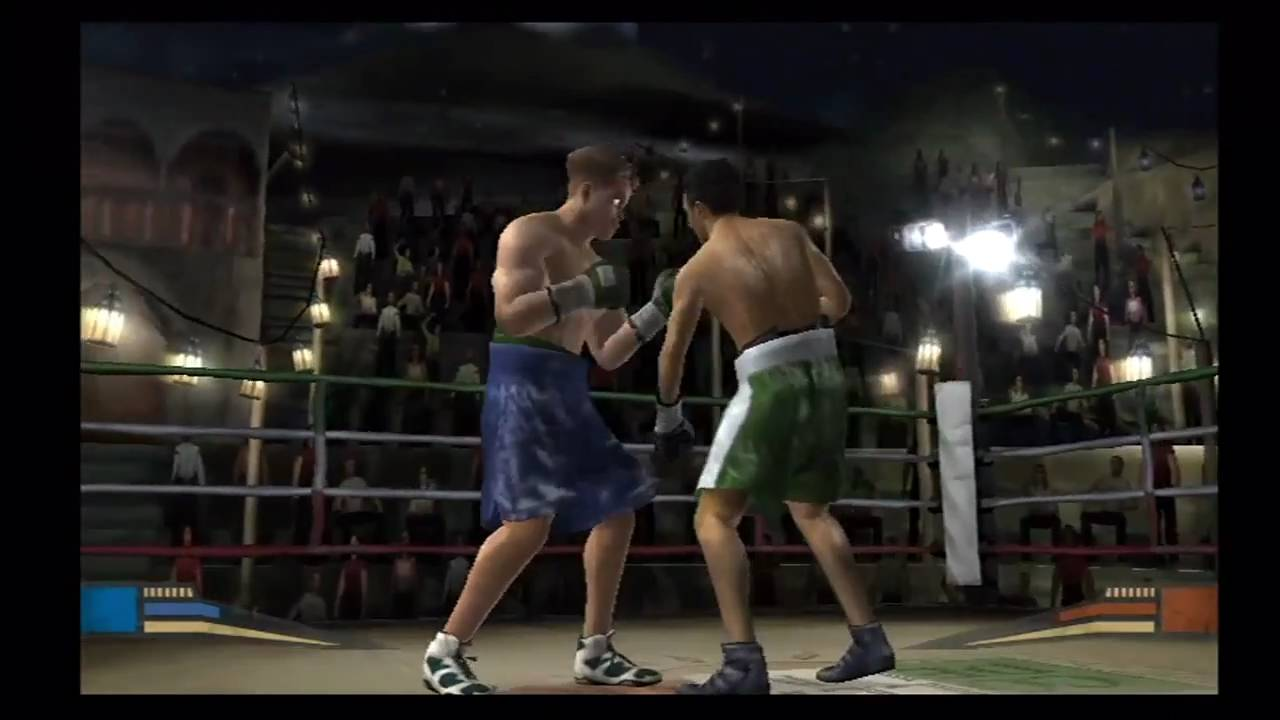 Fight night round 1 amateur - 1 8