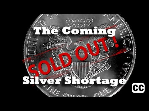 The Coming Silver Shortage: $50 Silver in 2016