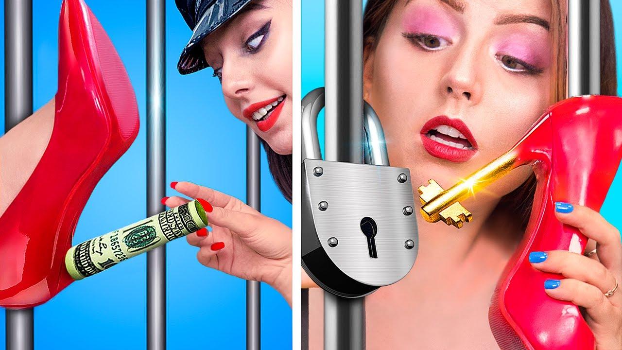Casamento na Prisão / 14 Momentos Engraçados e Estranhos na Prisão