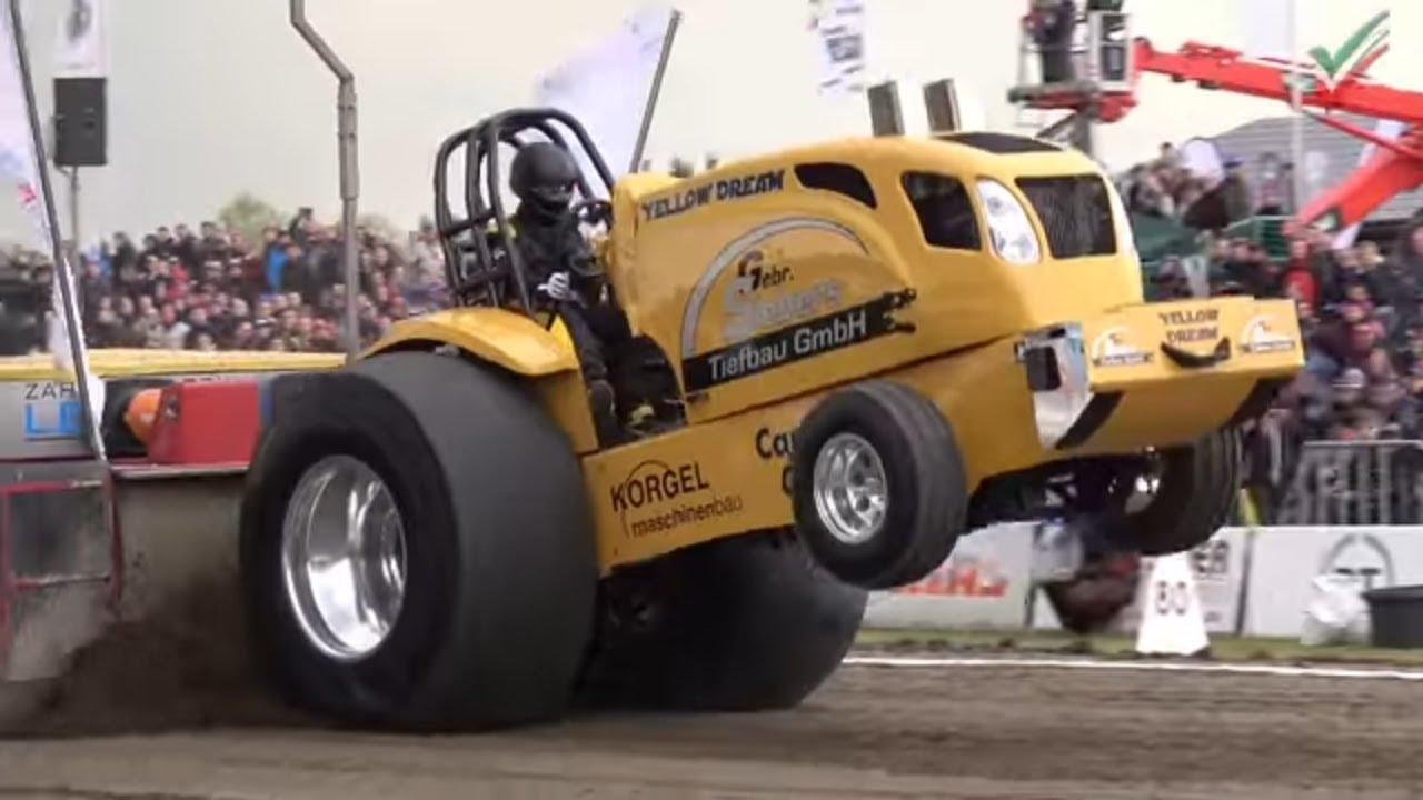 Tractor Pulling 2021 Füchtorf