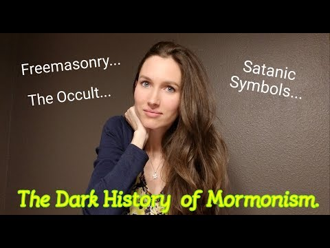 LDS SECRETS: Freemasonry, the Occult and Satanist Symbols