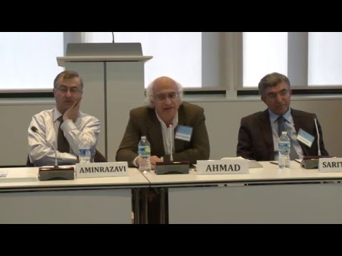 Forum on the Future of Islam - Panel II -Jurisprudential Roots of Extremism  (Dec 5, 2015)