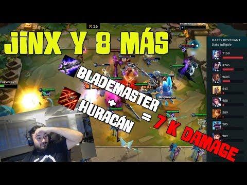 TFT | Como jugar este parche JINX Y 8 Más xD | Pagan Online GRATIS!!