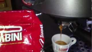 Ariete cafè roma deluxe modificata