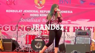 "COPOT SEPATU!! ARJUNANYA BUAYA""INUL LIVE IN HONGKONG 2016(JEAND82)"
