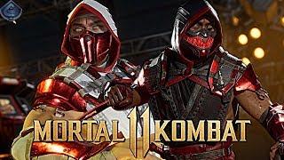 Mortal Kombat 11 Online - DON'T MESS WITH THE CRIMSON SCORPION! / Видео