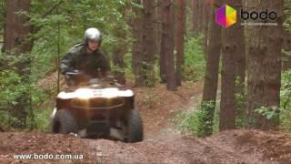 Тест впечатления Экстрим на квадроциклах(http://www.bodo.ua/ Квадроциклы -- Под колёсами у Испытателей трещали брёвна, разлетались брызги, сухого места не..., 2010-07-26T11:57:08.000Z)