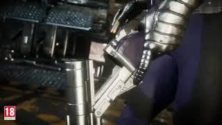Mortal Kombat 11 Terminator