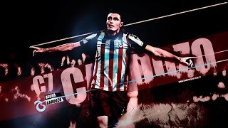 Oscar Cardozo ● Trabzonspor ● Goals ● 2015 |HD|