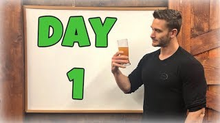 Day 1 of The Bone Broth Fast Challenge - Here we go!