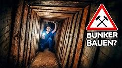 Wir bauen ein geheimes HAUS UNTER DER ERDE! #1