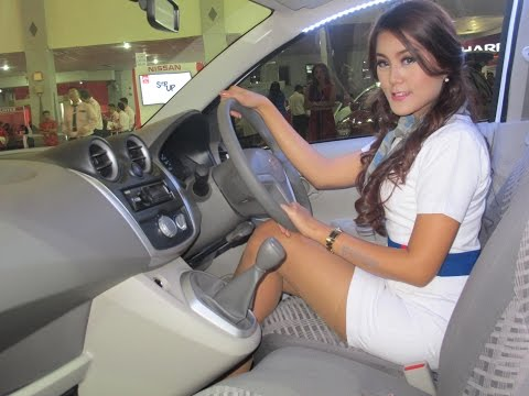 Inilah Datsun T-Style di Pameran Otomotif Jogja 2015 (Pojog)