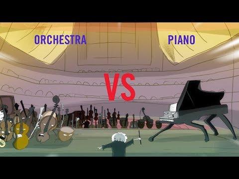 Orchestra vs. Piano FIGHT: Garrick Ohlsson on Beethoven's Emperor Concerto