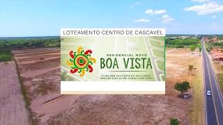 LOTEAMENTO NOVO BOA VISTA EM CASCAVEL CEARÁ