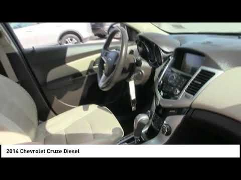 2014 Chevrolet Cruze Metairie LA KL36161