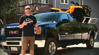 DiamondBack ATV Carrier Product Evaluation on Dirt Trax TV