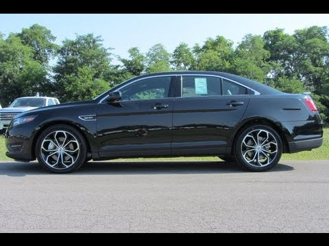 Sold2013 Ford Taurus Sho Awd Sho Performance Walkaround Ford Of