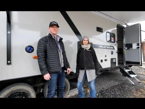 SUV Towable Sport Utility Trailer - MUST SEE WINDOWS! 14' Garage - 260RT Wildwood FSX