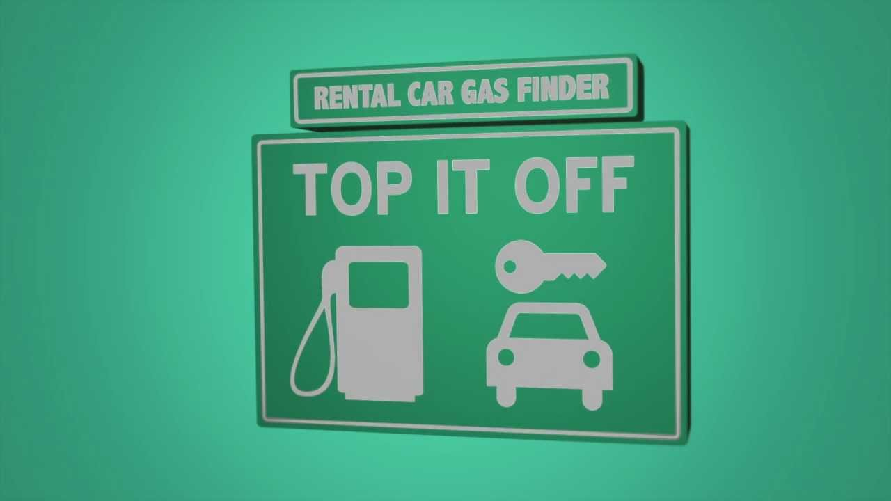 Gas Finder App >> Top It Off Rental Car Gas Finder App