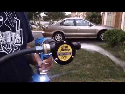 Flotec Drill Pump
