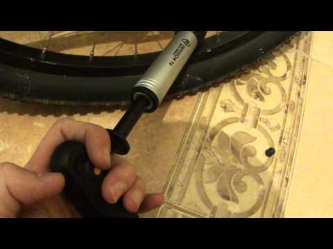 Чудо насос для велосипеда :)