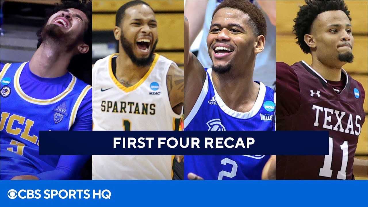 March Madness 2021: NCAA bracket update, First Four results ...