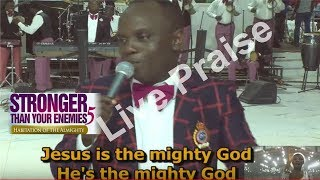 Powerful LIVE Praise @ RCCG May 2018 HOLY GHOST SERVICE