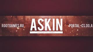 Стрим в CS-1.6 | шутки|под колы|Разговоры| ASKIN