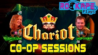 Livestream 23.2.17 Chariot - PC Co-Op Gaming Couple