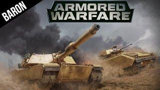 Armored Warfare - M1 Abrams Tank, The Tier 7 American Beast