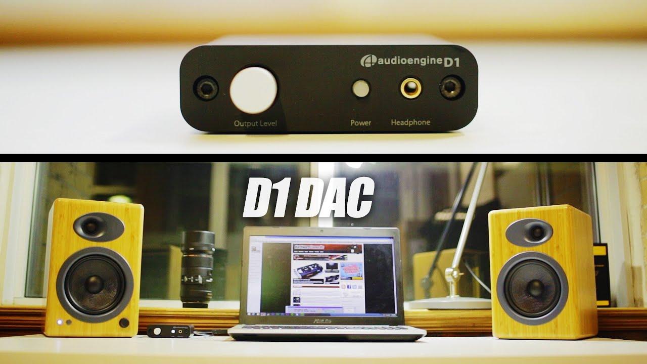 b1039a57491 Do you need a DAC? (Audioengine D1 DAC Review) - YouTube