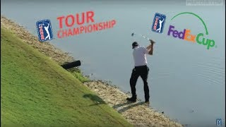 Best Shots in Tour Championship History (FedExCup Era)