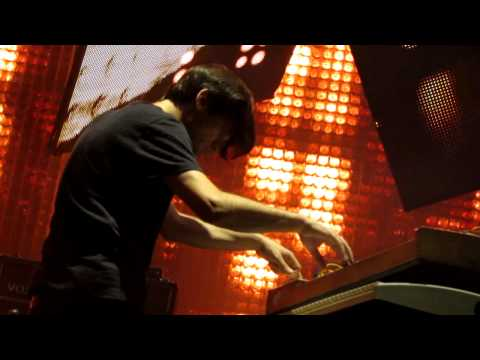 Radiohead - The Amazing Sounds of Orgy - Live First Midwest Bank Amphitheatre 6-10-12 in HD