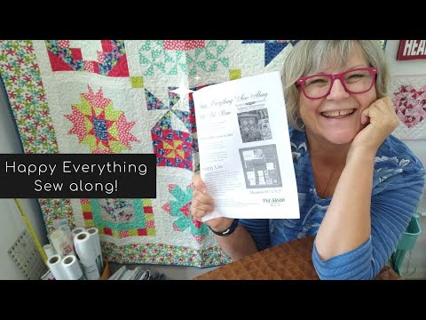 Happy Everything Layout Reveal!