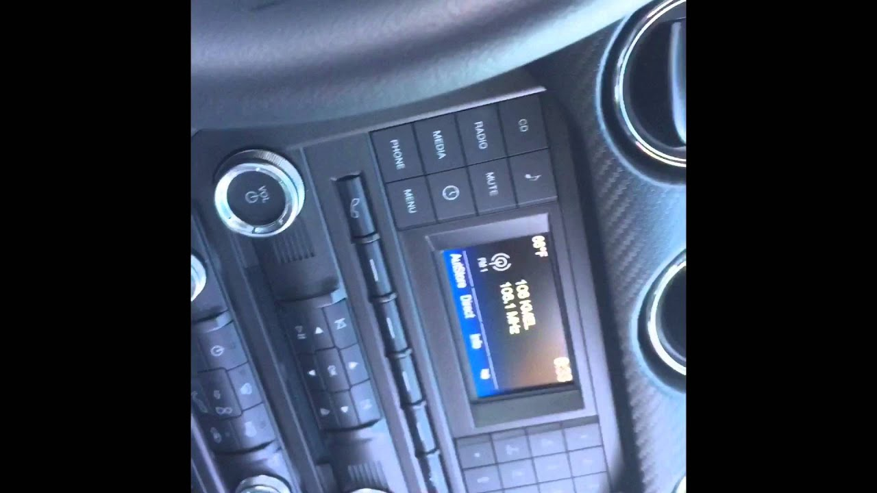 Sct x4 tuner for 2016 mustang v6