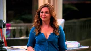 Jenny (Two and Half Men) Justice in Star-Spangled Hot Pants (3)