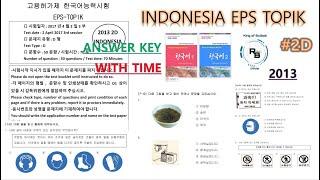 EPS TOPIK INDONESIA 2D 2013  Q…