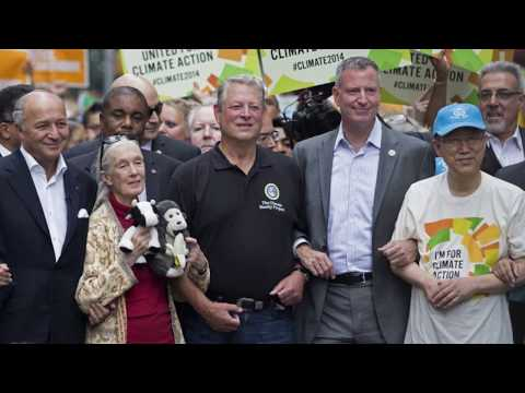 Peoples Climate March MOV