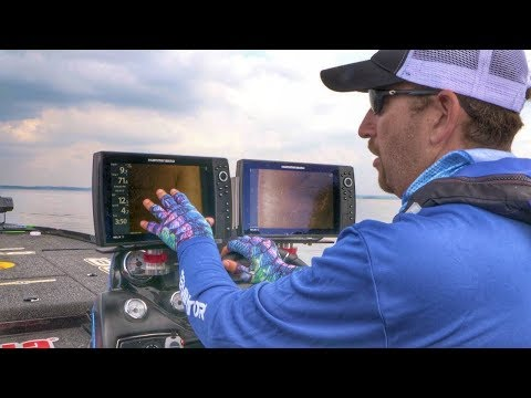 How I Setup Dual Fish Finders For Side Imaging With Ott DeFoe