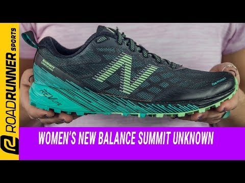 new balance summit unknown