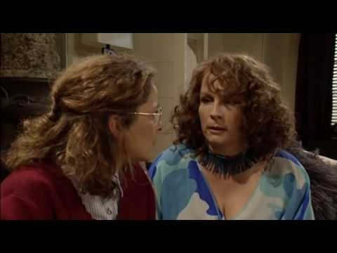 Ab Fab Saffy vs.Eddy (never be anyone as fat as you)