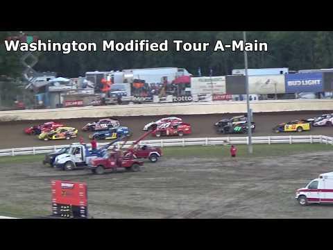 Skagit Speedway, Dirt Cup 2017, Night 3, Washington Modified Tour A-Main