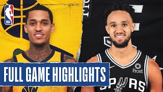 JAZZ at SPURS | FULL GAME HIGHLIGHTS | August 7, 2020