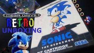 Vídeo Sega Ages Sonic the Hedgehog