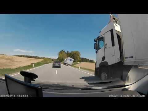 German Dashcam: Der Tägliche Wahnsinn #15