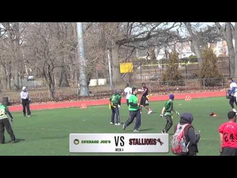 QFL Flag Football Week 4 Highl...