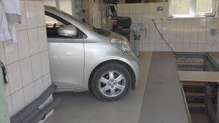 Toyota IQ 1.0 2009 - Не включается кондиционер