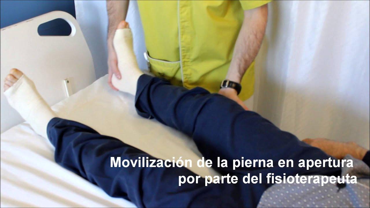 Postoperatorio Operación Prótesis de Cadera • Señales de Advertencia