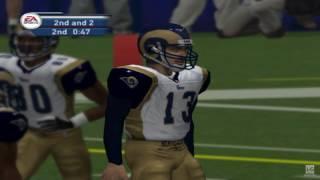 Madden NFL 2002 GameCube Gameplay HD