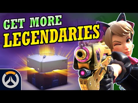 Overwatch - How to Get MORE Legendary SKINS & Loot Boxes! (2018 Guide)